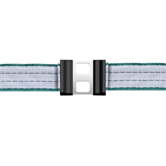 Verbindingen voor lint van 20 mm voor paardenomheining - 750374