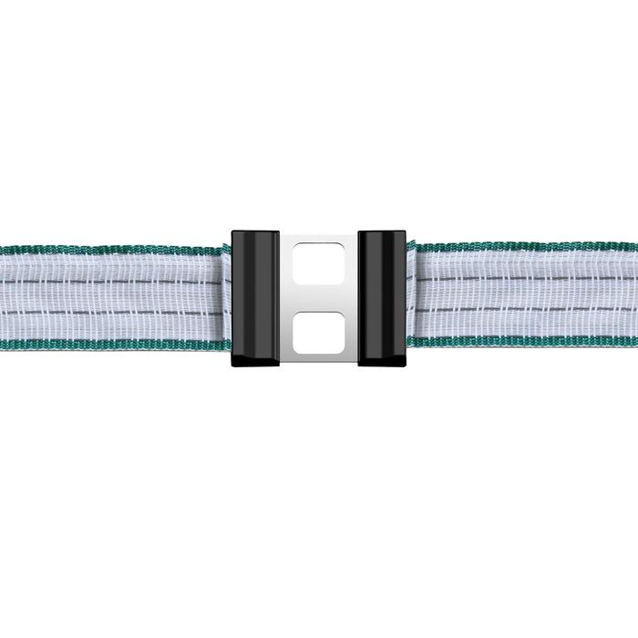 Bandverbinder Weidezaun 20 mm 5 Stücke