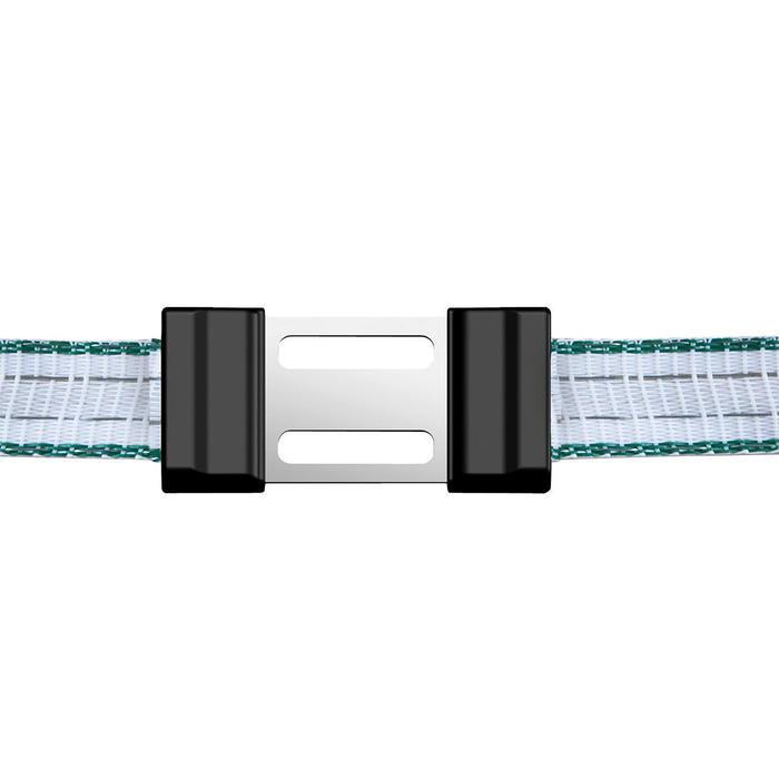 Conectores de fita de 40 mm para cercas de cavalos (lote de 5)