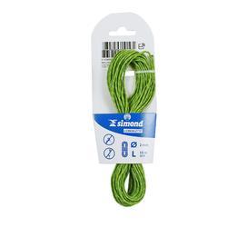 Hulptouw 2 mm x 10 m groen