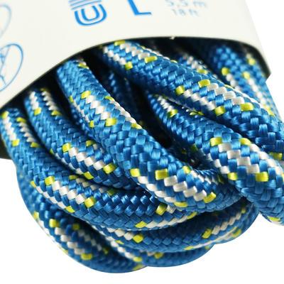 Cordelette 6 mm x 5.5 m Blue