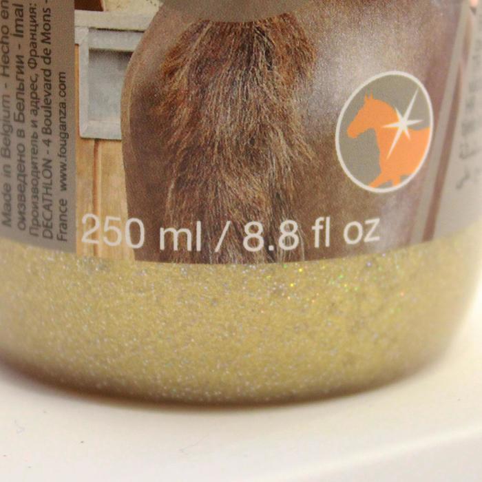Glanzlotion Glitzer für Pony/Pferd 250 ml