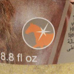 Lotion ruitersport paarden en pony's Star Body Lotion 250 ml - 750658
