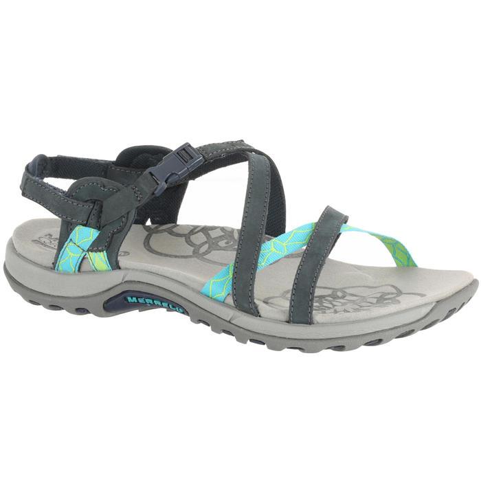 Sandales de randonnée femme Merrell Jacardia bleu - 750729