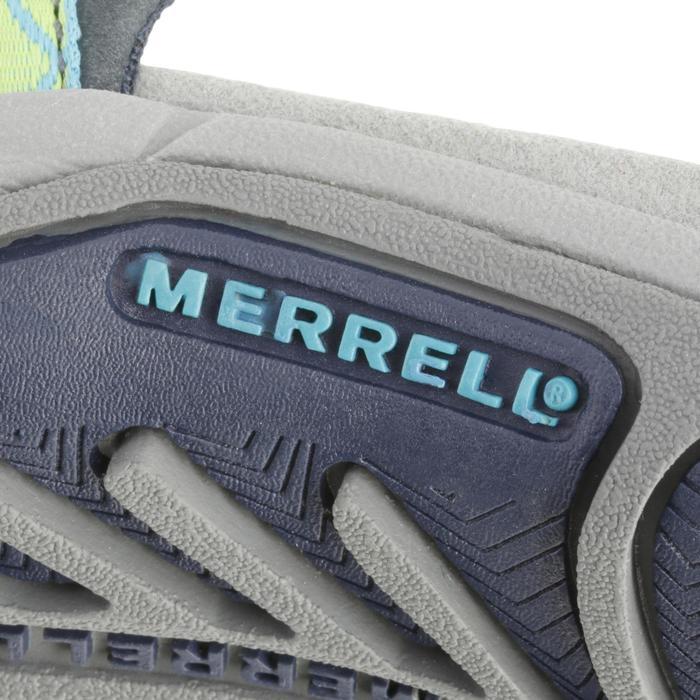 Sandales de randonnée femme Merrell Jacardia bleu - 750741