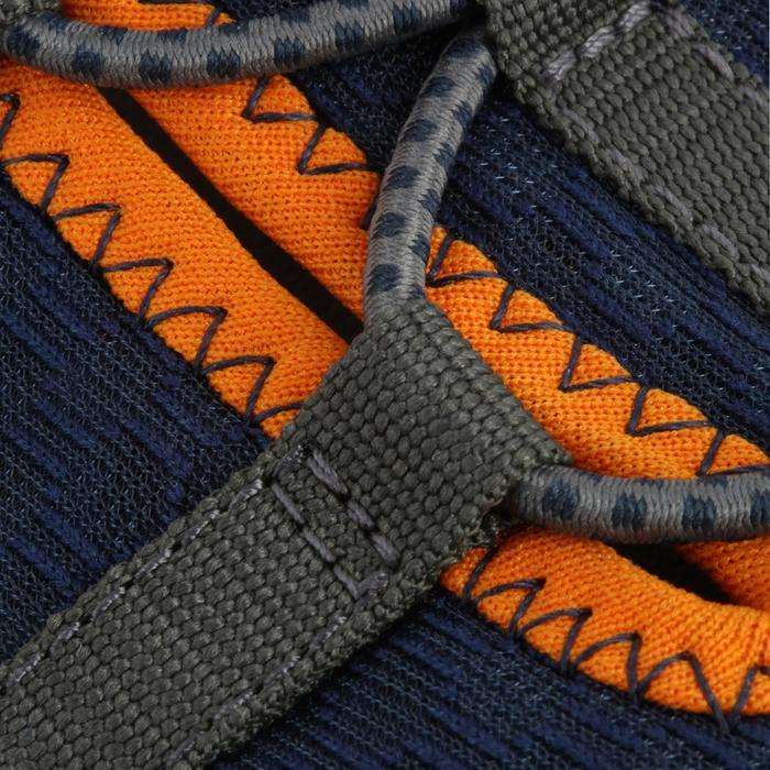 Kids' Hiking Sandals MH150 - Blue/Orange
