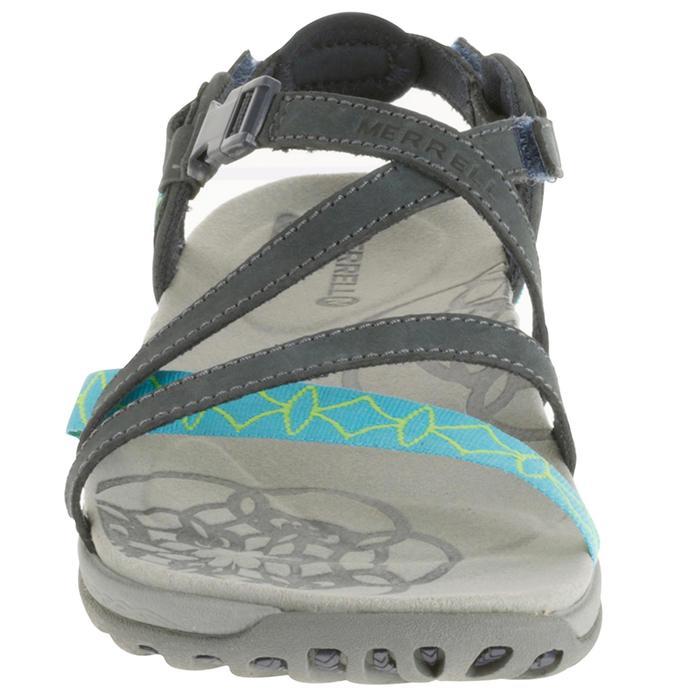 Sandales de randonnée femme Merrell Jacardia bleu - 750795