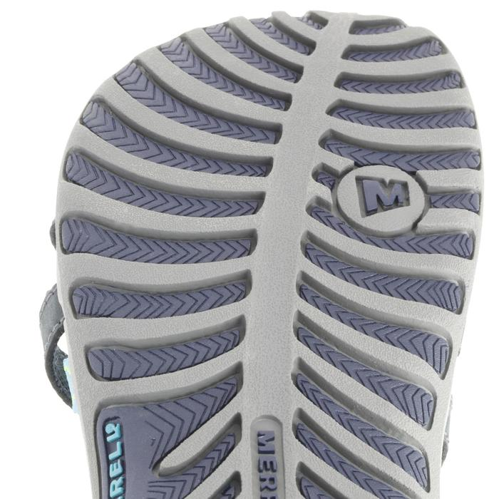 Sandales de randonnée femme Merrell Jacardia bleu - 750802
