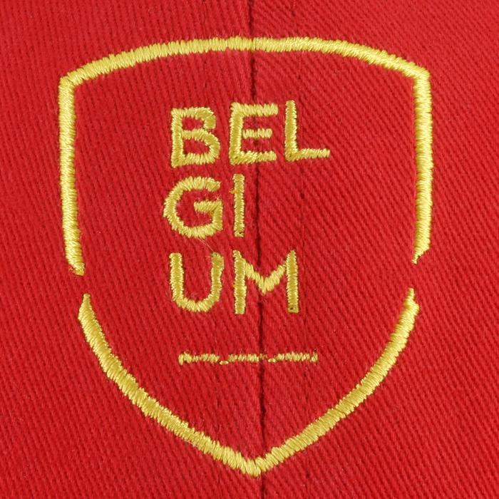 Casquette supporter enfant FP300 Belgique rouge - 750861