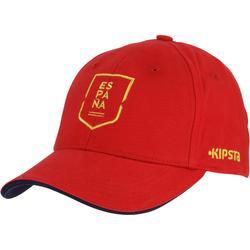 Gorra para los hinchas infantiles FP300 España roja