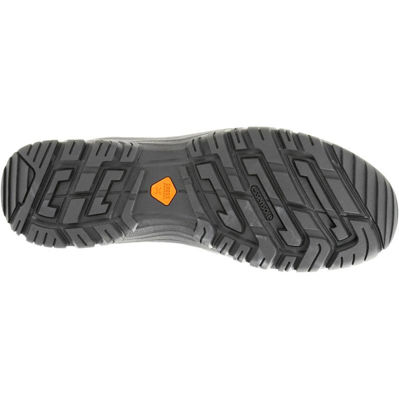 Chaussures de randonnée femme Arpenaz 100 imperméable gris/rose