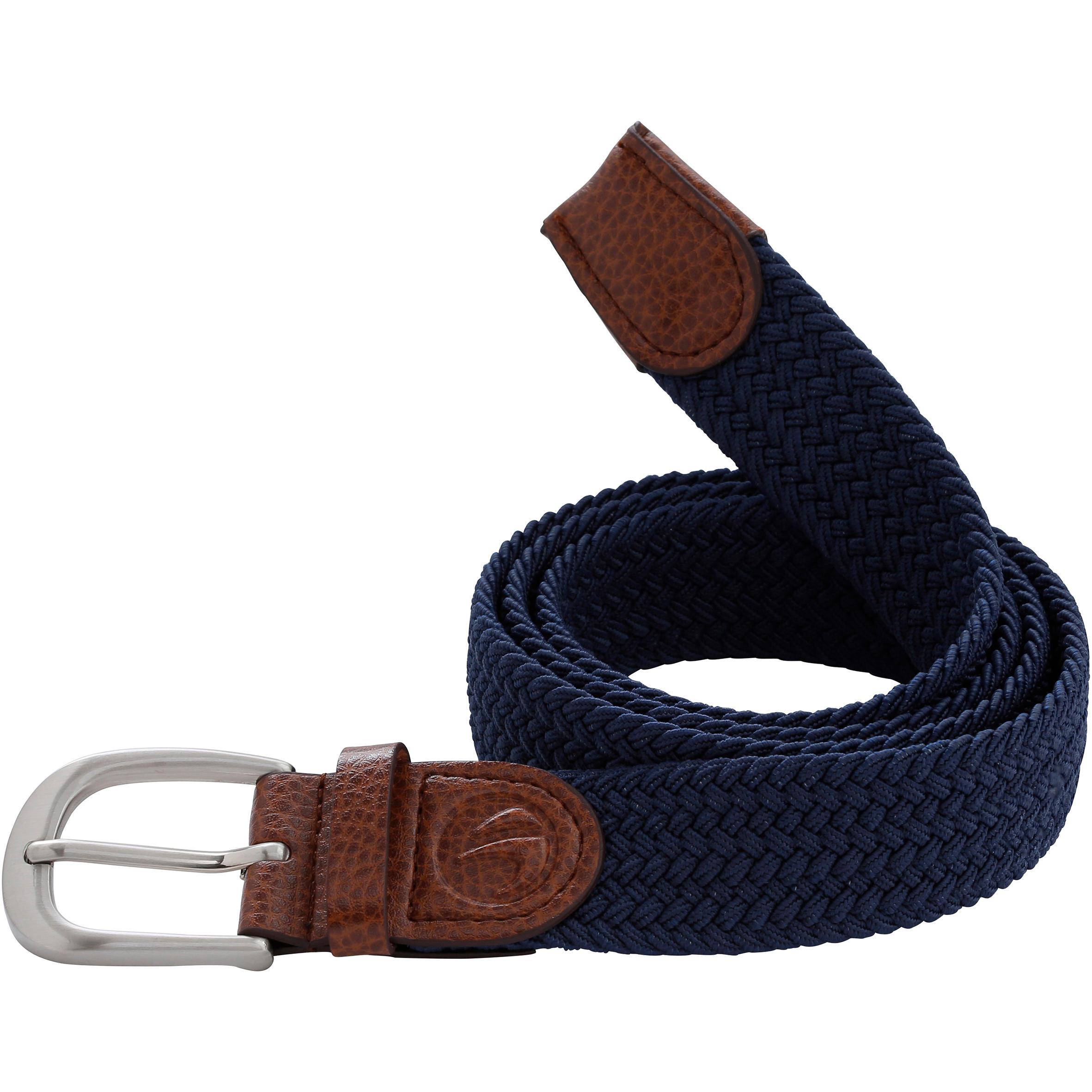 Golf Belt 500 - Navy Blue Size 2