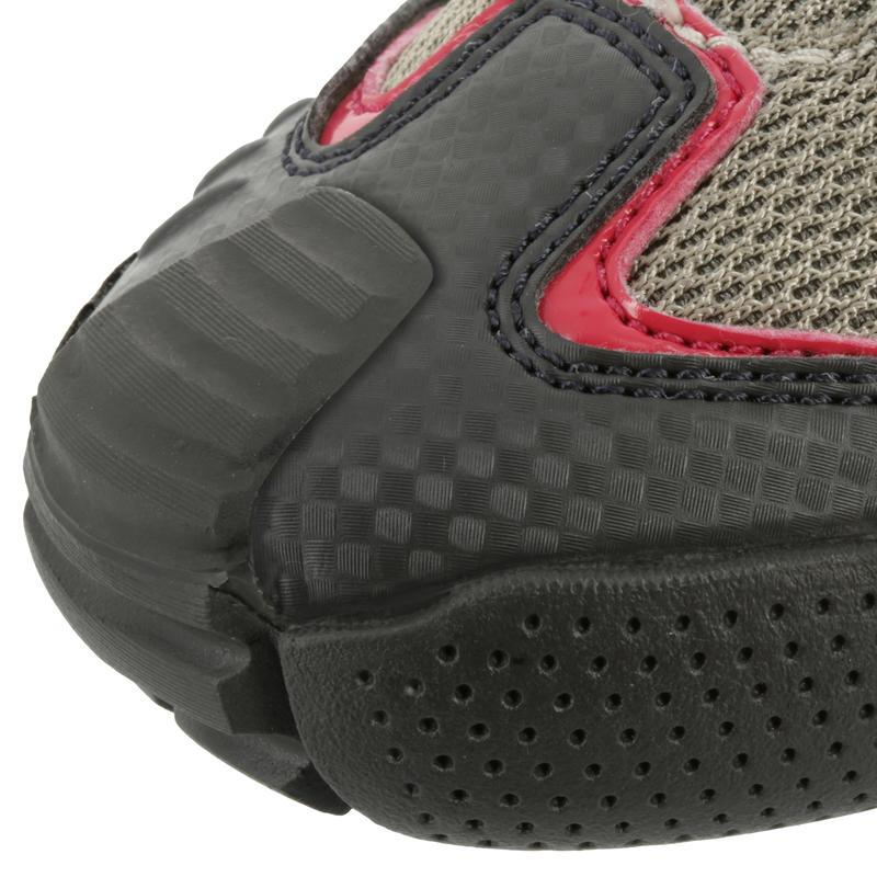 Crossrock Children's Hiking Shoes beige/pink
