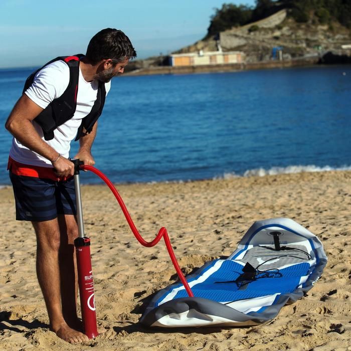 STAND UP PADDLE GONFLABLE RANDONNEE 100 / 10'7 BLEU - 751278