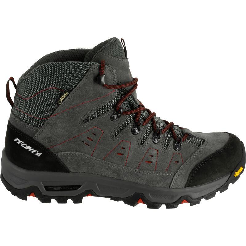 Chaussures hautes imperméables - VIBRAM - GTX - TECNICA STARCROSS gris - Homme