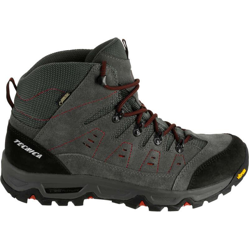 MEN SHOES MOUNTAIN TREK Trekking - Starcross V Mens Waterproof Walking Boots - Grey  TECNICA - Trekking