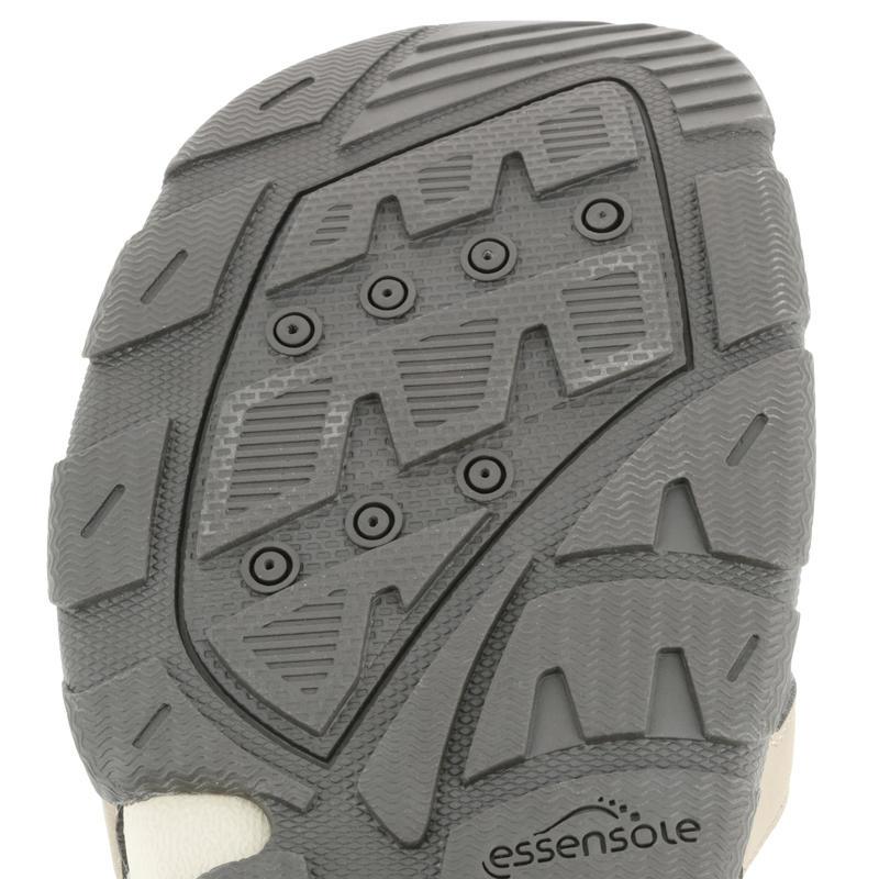 Sandales de randonnée nature NH100 beige homme