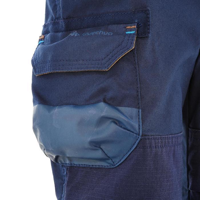 Pantalon de randonnée enfant Hike 500 marron clair - 752742