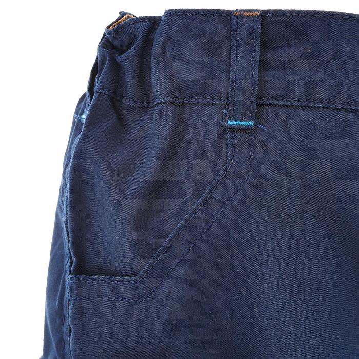 Pantalon de randonnée enfant Hike 500 marron clair - 752745