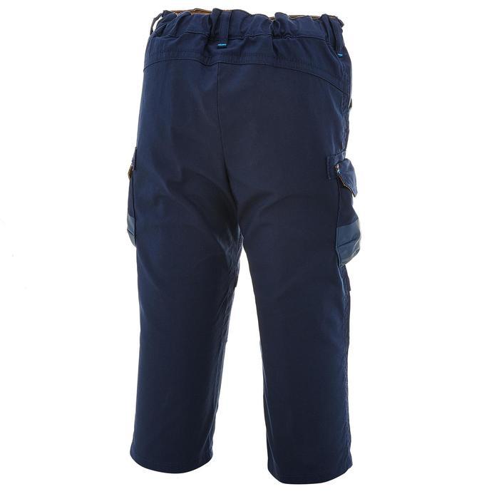 Pantalon de randonnée enfant Hike 500 marron clair - 752747