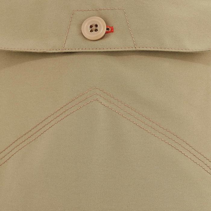 Pantalón senderismo en la naturaleza hombre NH100 beige