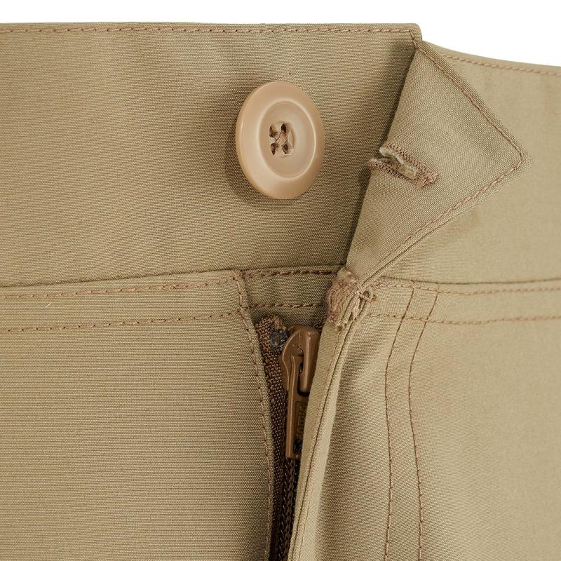 Arpenaz 50 Hiking Trousers - Beige