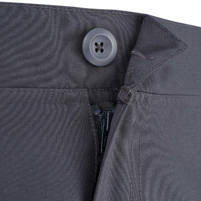 NH100 men's country walking trousers - grey
