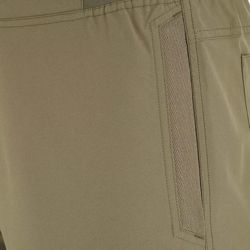 NH100 Men's Country Walking Trousers - Khaki
