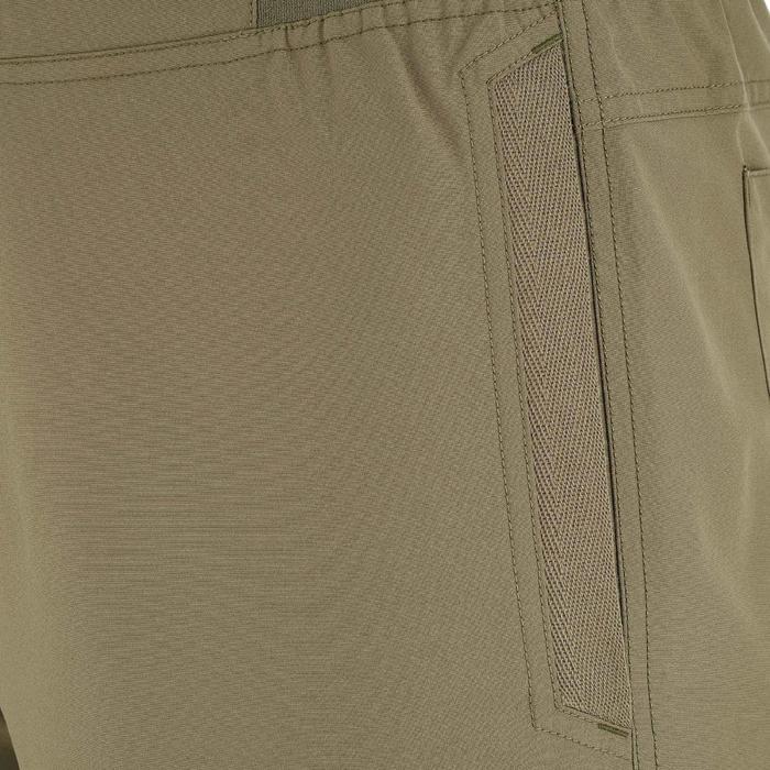 Wanderhose NH100 Herren khaki