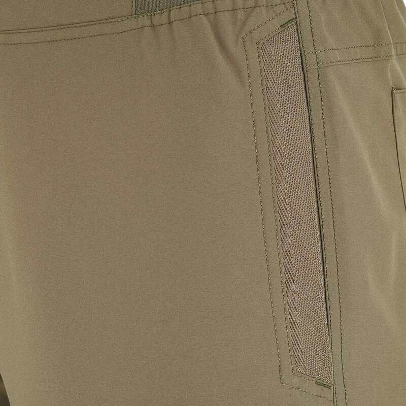 SPODNIE TURYSTYCZNE MĘSKIE Turystyka - Spodnie turystyczne Arpenaz 50 męskie QUECHUA - Turystyka