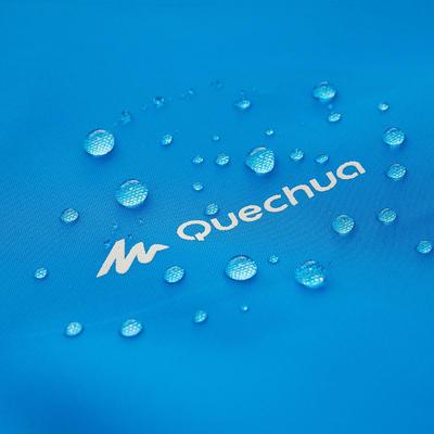 جاكيت مقاوم للماء للأطفال للتنزه - لون أزرق