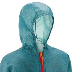 Jongens regenjack voor wandelen Hike 100 - 752878