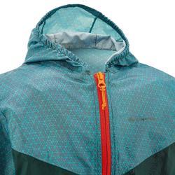 Jongens regenjack voor wandelen Hike 100 - 752879