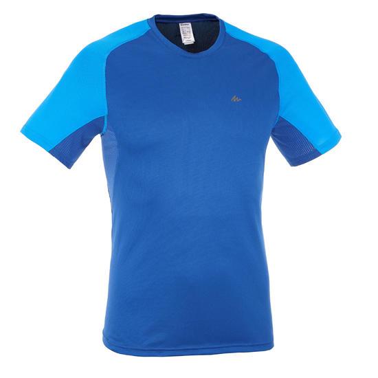 Wandel T-shirt met korte mouwen voor heren Tech Fresh 100 - 753037