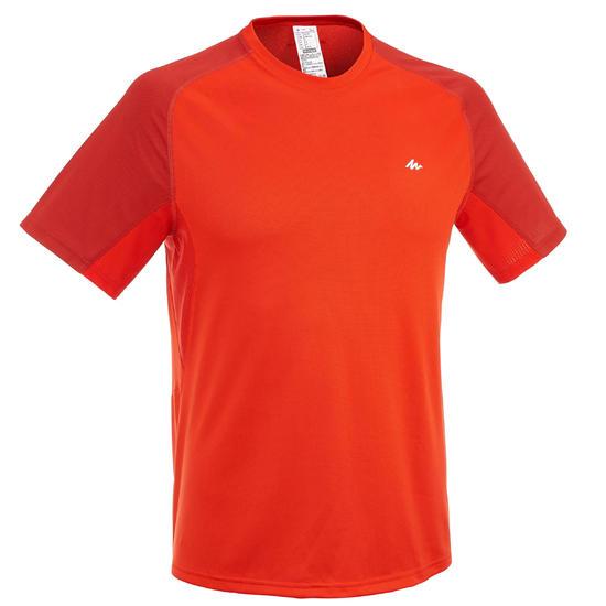 Wandel T-shirt met korte mouwen voor heren Tech Fresh 100 - 753046