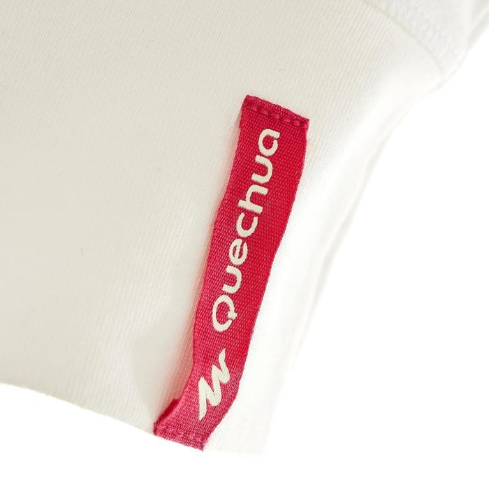 T-Shirt de randonnée enfant fille Hike 500 hibou - 753114