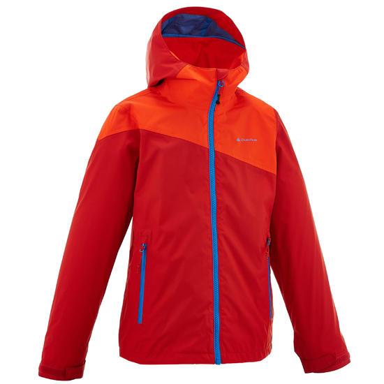 Regenjas voor trekking jongens Hike 900 - 753209