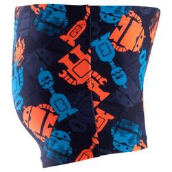 Zwemboxer Titou voor jongens all fish - 753344