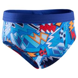 Maillot de bain bébé slip captain all hook