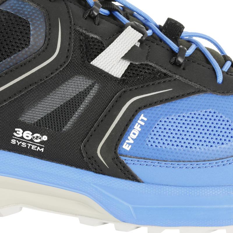 Forclaz 500 Helium Men's Quick Hiking Boot - Blue
