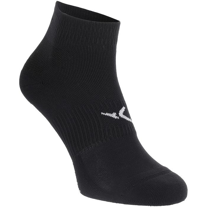 Chaussettes antidérapantes fitness - 753621