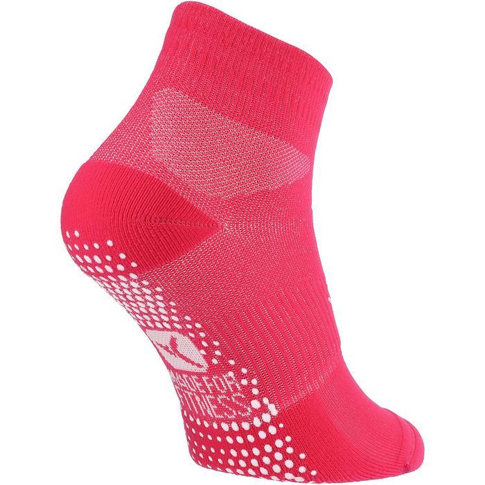 Antislip sokken voor gym, stretching en pilates - 753634