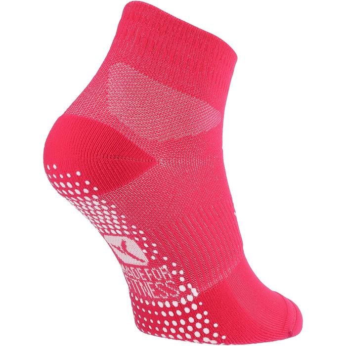Chaussettes antidérapantes fitness - 753634