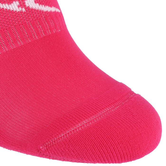 Chaussettes antidérapantes fitness - 753637