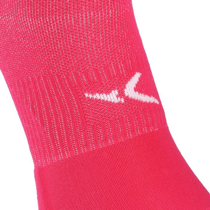 Chaussettes antidérapantes fitness - 753638