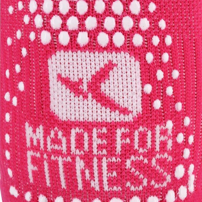 Antislip sokken voor gym, stretching en pilates - 753644