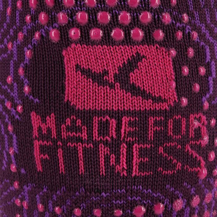 Antislip sokken voor gym, stretching en pilates - 753648