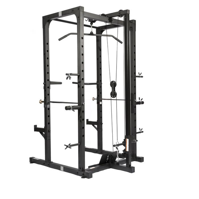 Crossfit station Rack Home Rig Adidas - 753854
