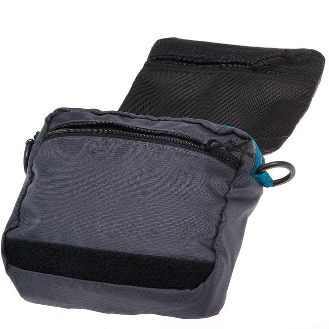 Travel Multi-Compartment Bag - Grey