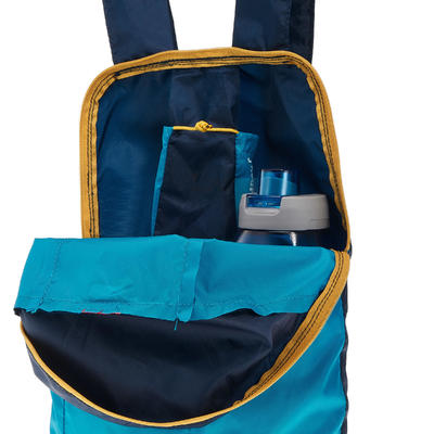 תרמיל גב Ultra-compact 10 ליטר - כחול